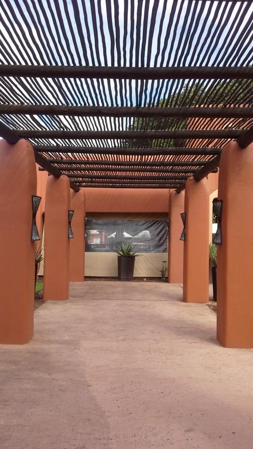 Walkway at Avani