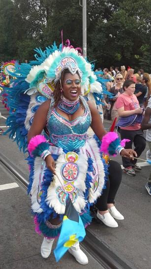 Carnival Opening for Jazz Festival
